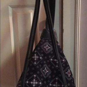 Liz Claiborne Villager Backpack purse